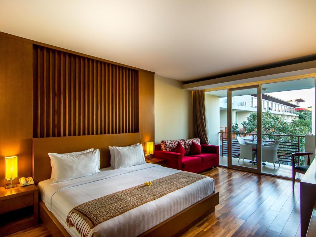 Price Seminyak Square Hotel Bali Reviews Kab Badung
