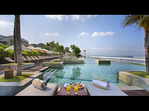 Seminyak Beach Resort Spa Bali Indonesia Youtube Square Kab Badung