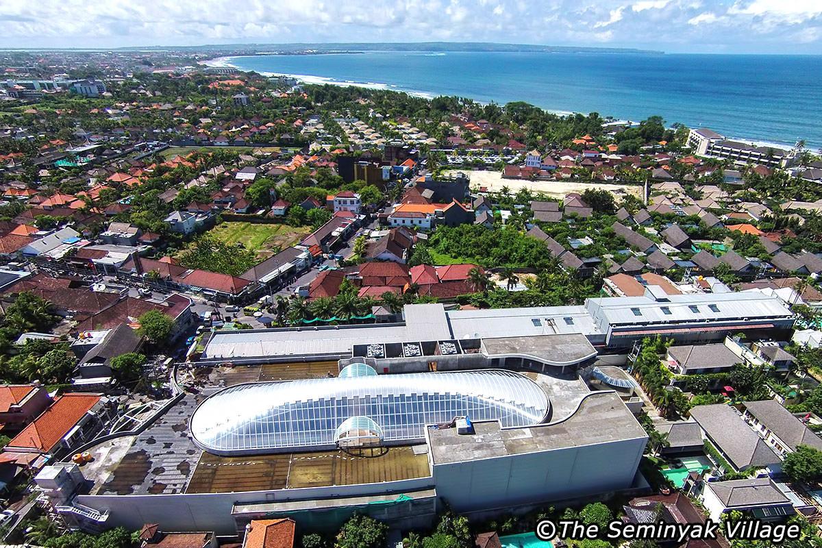 Seminyak Beach Shopping Shop Buy Square Kab Badung