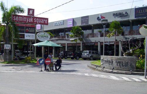 Seminyak Square Bali Bible Kab Badung