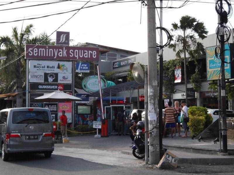 Seminyak Square Bali Live Guide Kab Badung