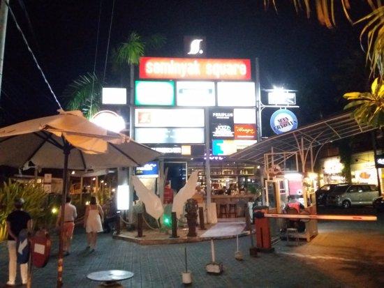 Seminyak Square Bali Picture Kab Badung