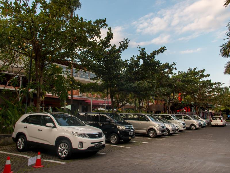 Seminyak Square Hotel Bali Bible Kab Badung
