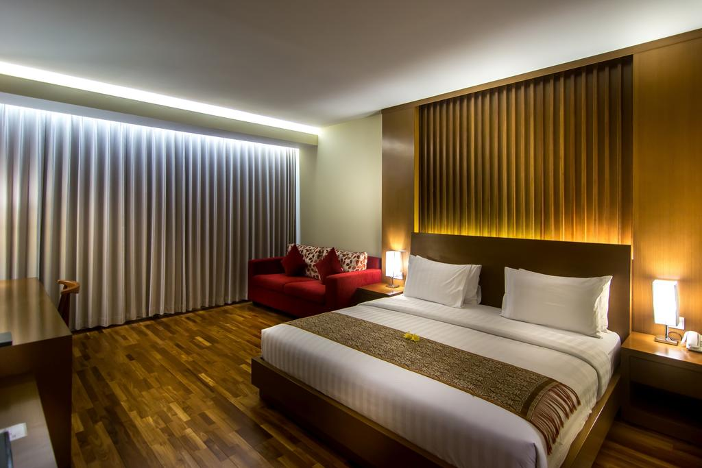 Seminyak Square Hotel Indonesia Booking Gallery Image Property Kab Badung