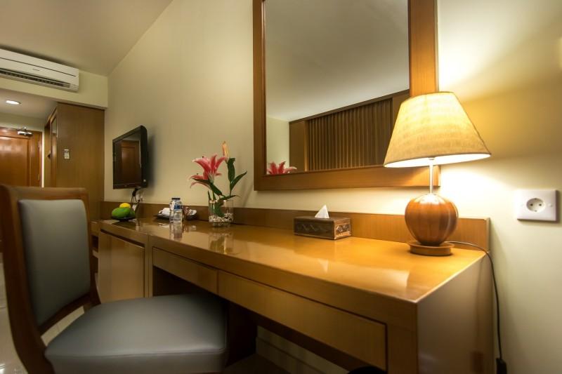Seminyak Square Hotel Website Bali Indonesia Deluxe Room Kab Badung