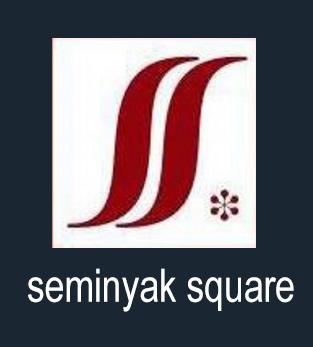 Seminyak Square Hotel Website Bali Indonesia Logo Full Kab Badung