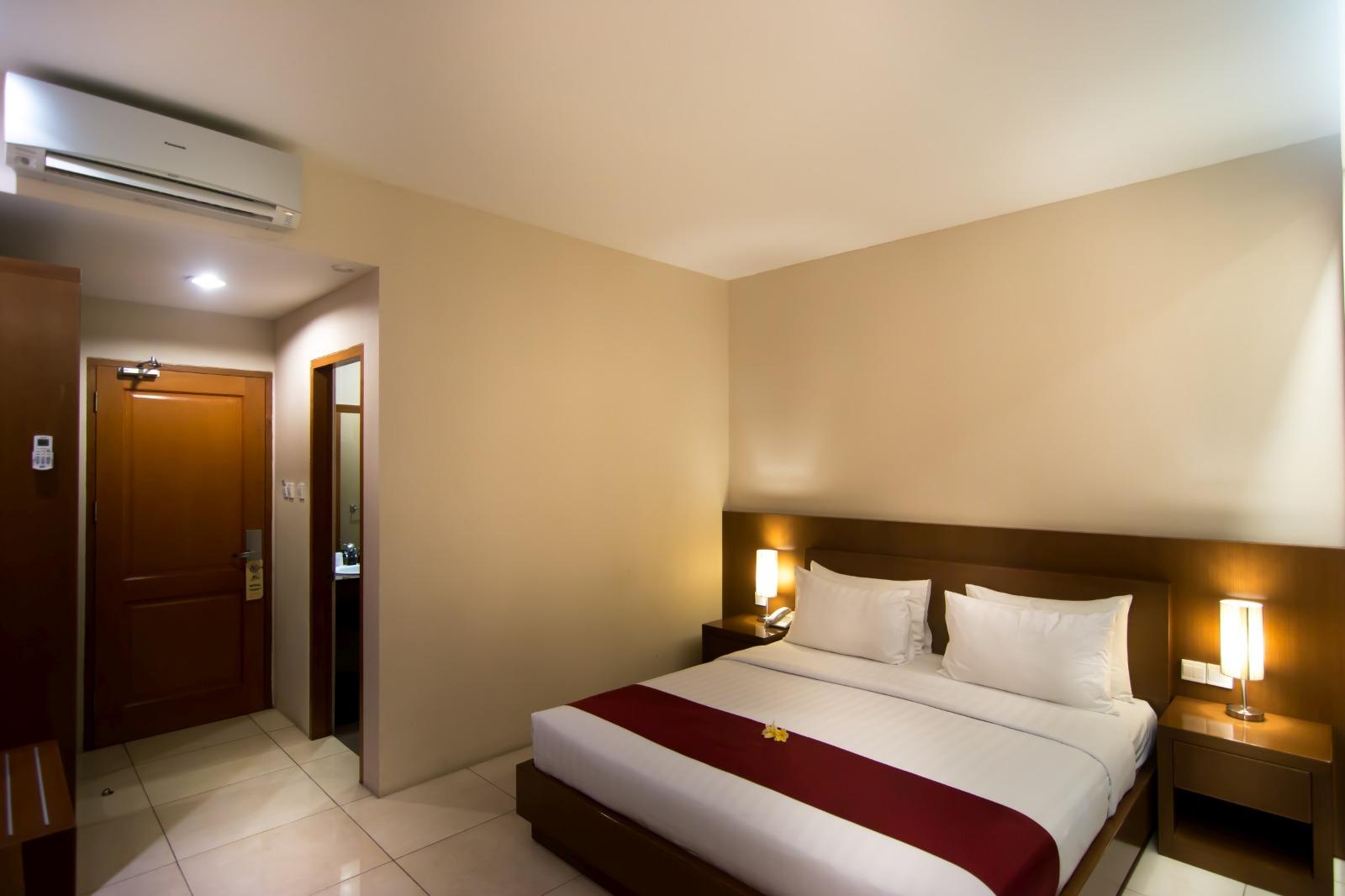 Seminyak Square Hotel Website Bali Indonesia Standard Room Kab Badung