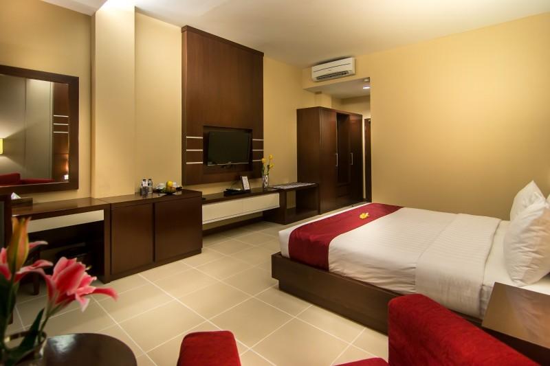 Seminyak Square Hotel Website Bali Indonesia Superior Room Kab Badung