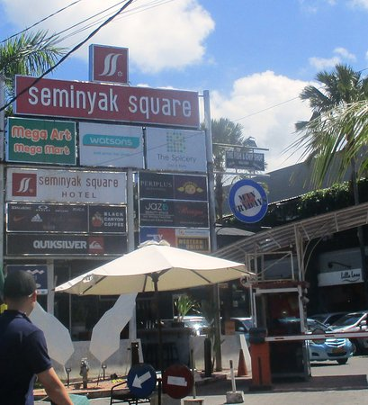 Seminyak Square Picture Tripadvisor Kab Badung