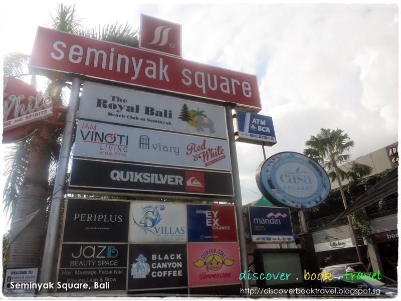 Strolling Seminyak Square Bali Discover Book Travel Kab Badung