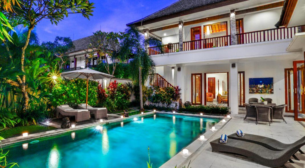 Villa Shanti Seminyak 4 Br Price Guaranteed Bali Villas Square