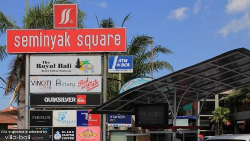 Villas Seminyak Square Bali Lowest Price Guarantee Kab Badung