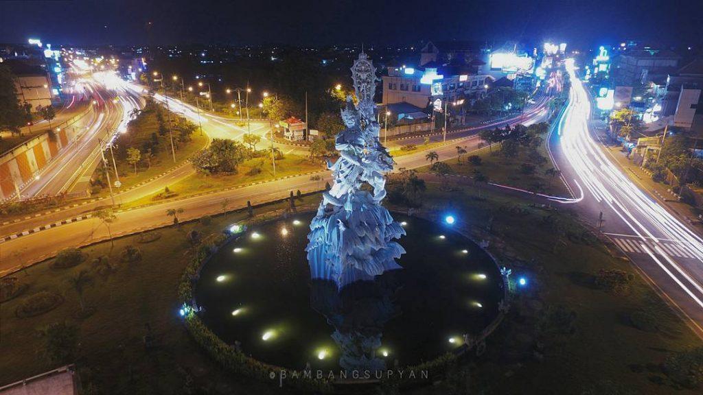 9 Tempat Wisata Andalan Kota Denpasar Traveling Yuk Simpang Dewa