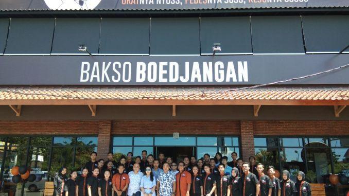 Bakso Boedjangan Hadir Simpang Siur Bali East Kuta Kembali Membuka