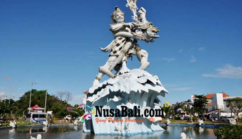 Nusabali Badung Bakal Bangun Air Mancur Simpang Dewa Ruci Www