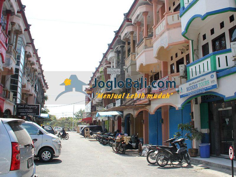 Ruko Pertokoan Simpang Dewa Ruci Joglo Bali Kuta Kab Badung