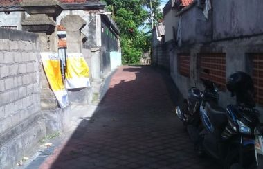 Tanah Dijual Kuta Kota Badung Lamudi Simpang Dewa Ruci Kab