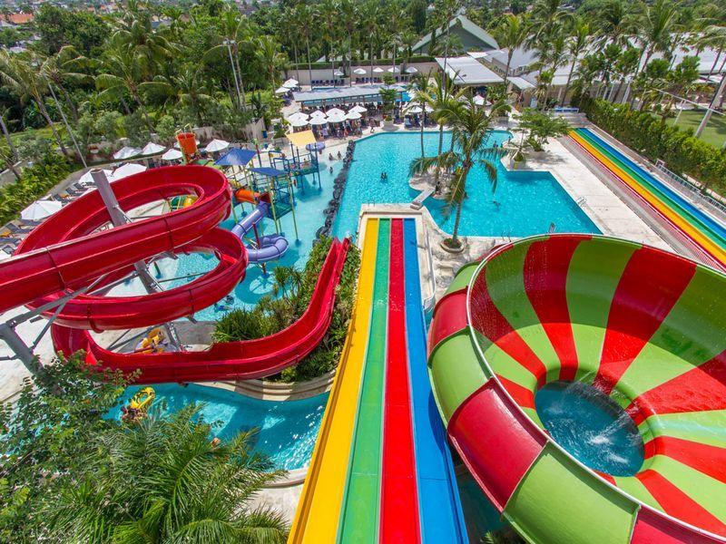 Places Visit Bali Comprehensive Tourist Guide Waterbom Favorite Ride Lazy