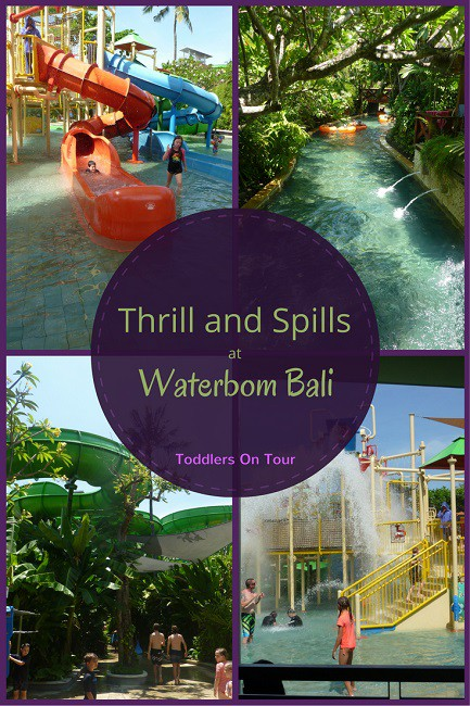 Thrills Spills Waterbom Bali Toddlers Tour Pinterest Kab Badung