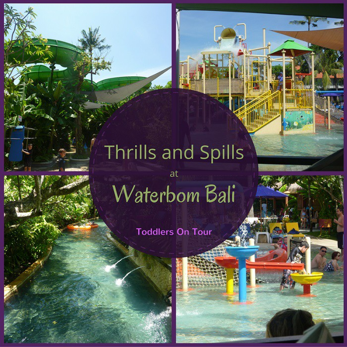 Thrills Spills Waterbom Bali Toddlers Tour Social Media Kab Badung
