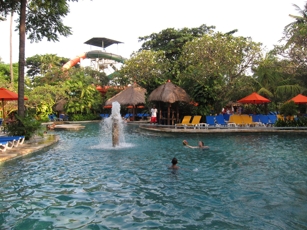 Waterbom Bali Attraction Indonesia Justgola Copy Aiko Konishi Kab Badung