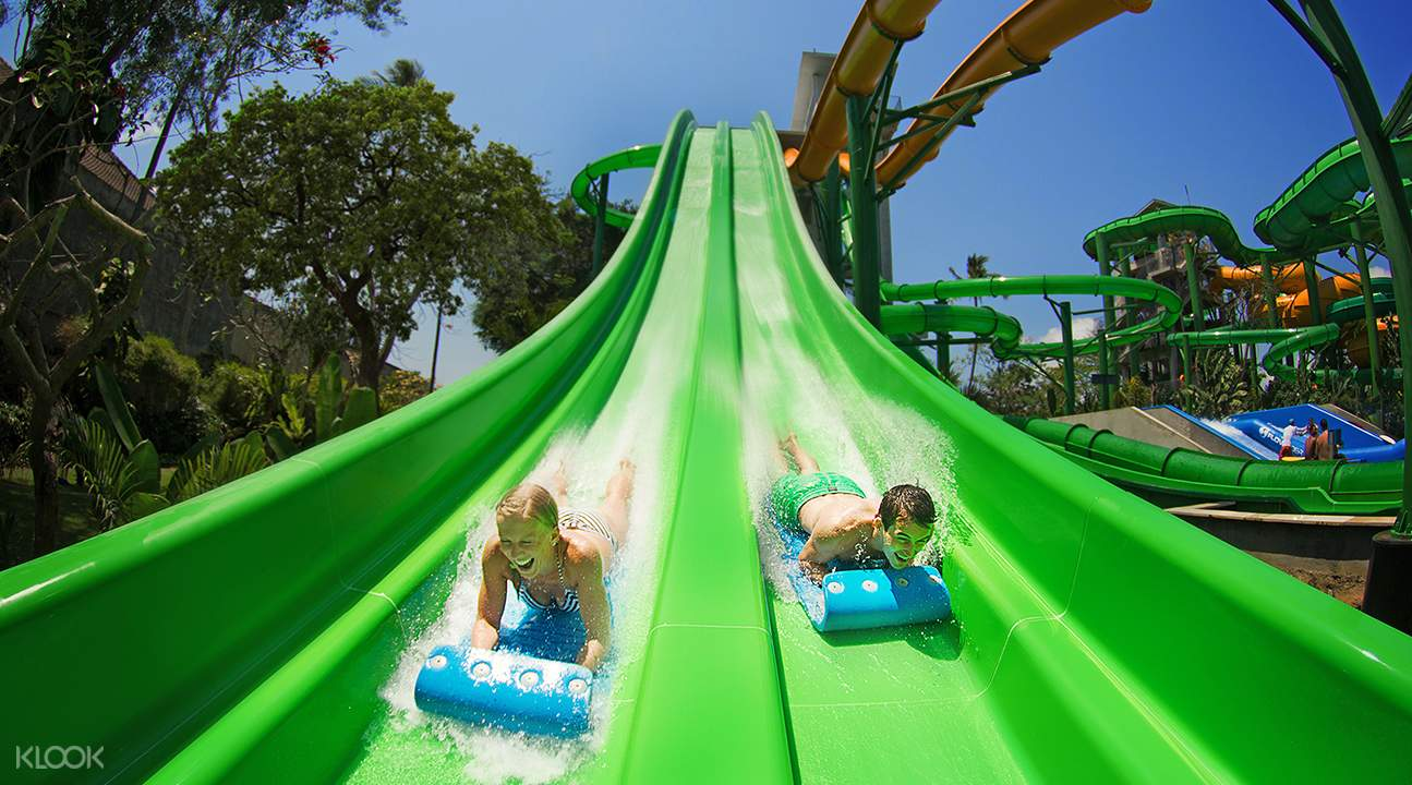 Waterbom Bali Waterpark Discount Ticket Online Booking Discounts Kab Badung