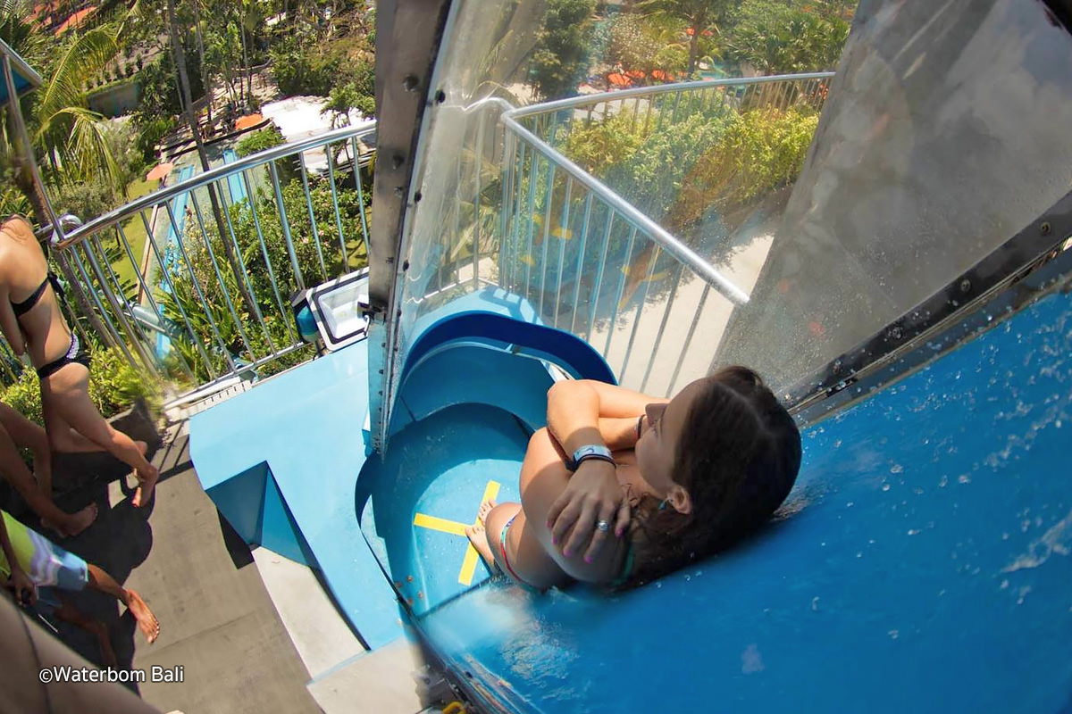 Waterbom Bali Waterparks Conveniently Midway Jalan Kartika Plaza Southern Section