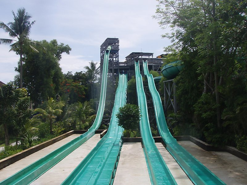 Waterbom Park Tuban Indonesia Sygic Travel Local Namewaterbom Bali Kab