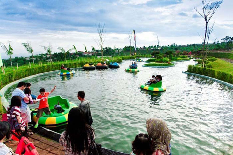 19 Fun Family Bandung Knew Existed Shortage Action Tykes Children