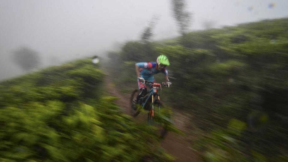 Indonesia Enduro 2018 Seri Pertama Merahputih Menanjak Uphill Turunan Downhill