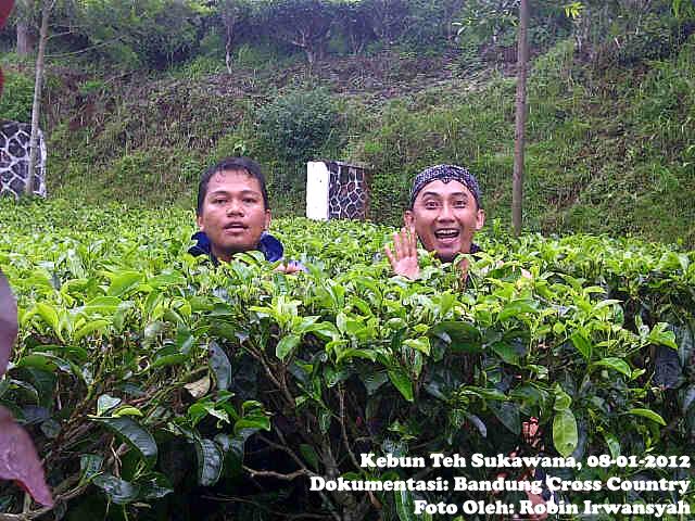 Lembang Asri Sukawana Bandung Cross Country Segala Jalur Hiking Didaerah