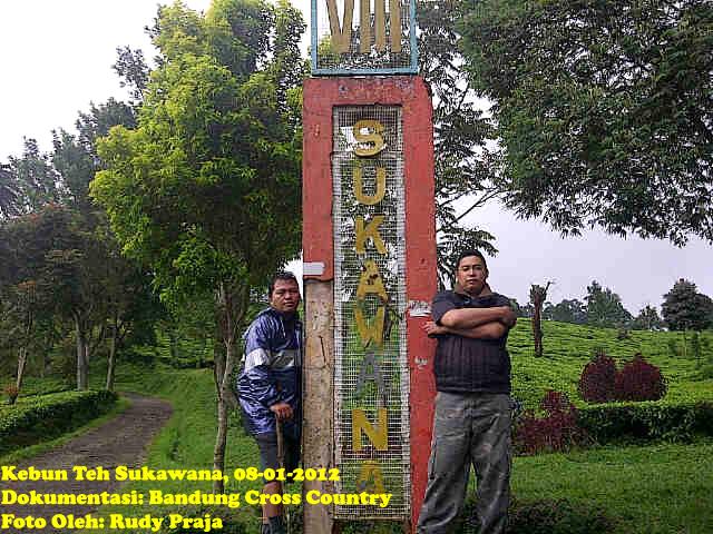 Lembang Asri Sukawana Bandung Cross Country Tak Terasa 2 Jam