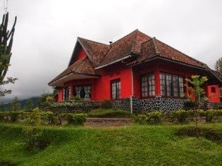 Villa Merah Sukawana Berwisata Agrowisata N8 Perlu Menempuh Jarak Sekitar