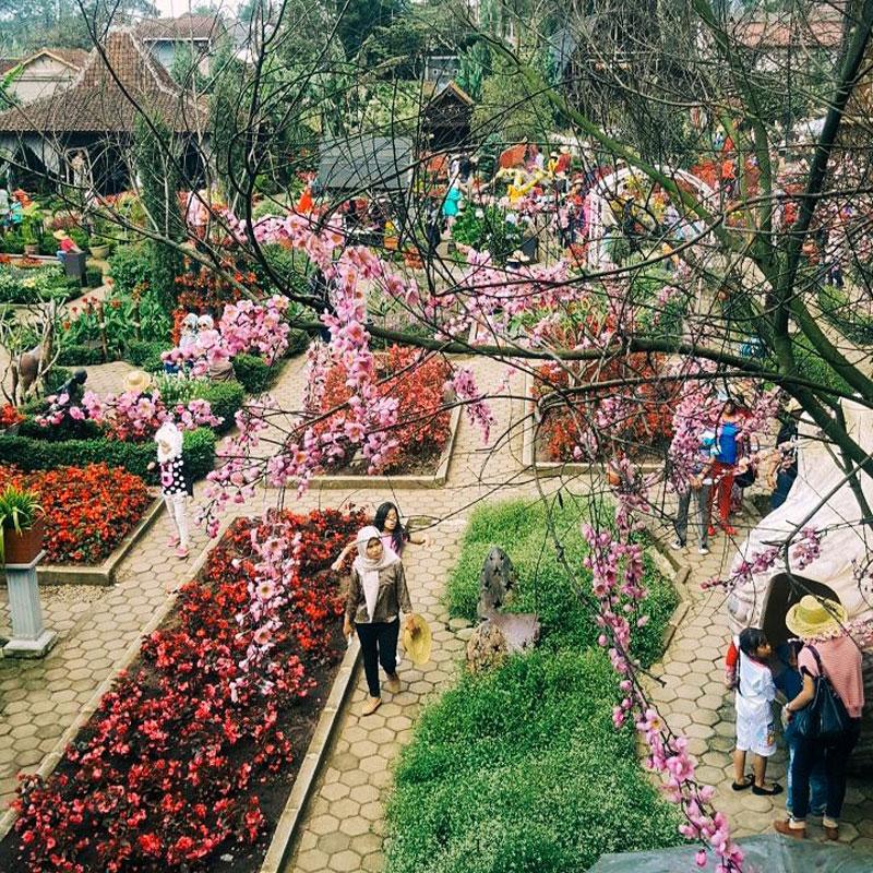 19 Tempat Wisata Romantis Bandung Murah Meriah Cocok Diberi Nama