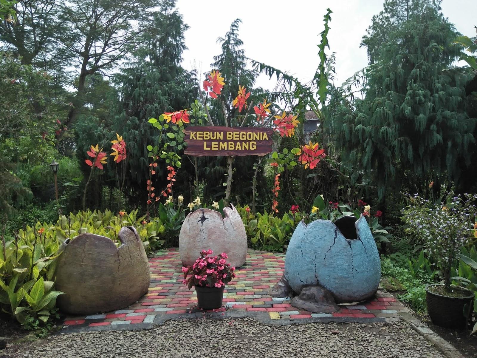 Cerah Ashmah Lembang Taman Begonia Farm House Kab Bandung Barat