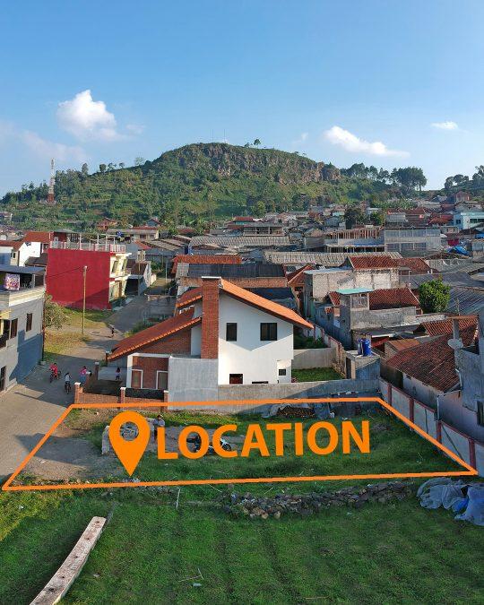 Dijual Tanah Kavling 183 Meter Sukahaji Desa Kayu Ambon Lembang