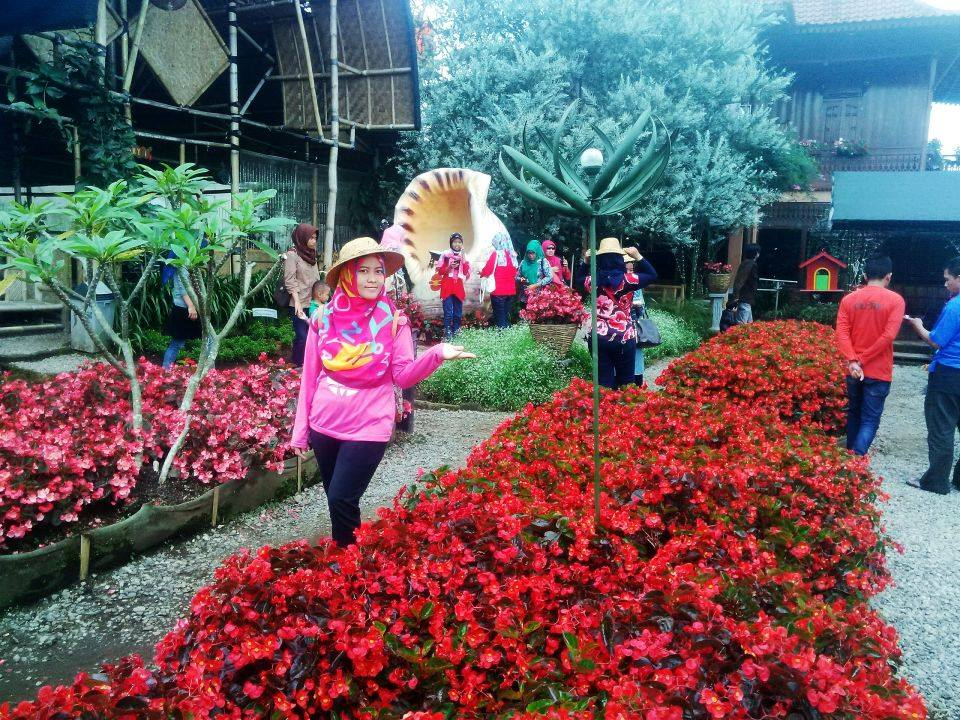 Family Journey Nah Salah Satu Tempat Wisata Alam Bandung Tengah