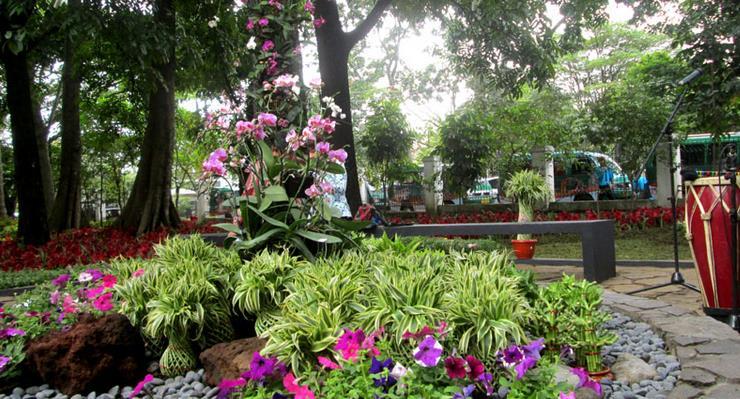 Taman Bunga Begonia Lembang Bandung Rindu Makan Diposting Oleh Ery