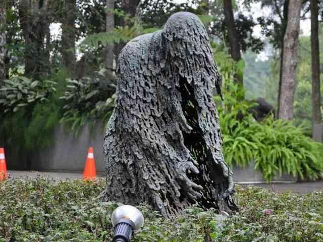 46 Tempat Wisata Lembang Bandung Memukau Gravity Adventure Nuart Sculpture
