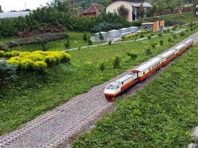 46 Tempat Wisata Lembang Bandung Memukau Gravity Adventure Taman Miniatur