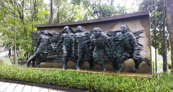 50 Tempat Wisata Lembang Bandung Seru Terkenal Nuart Sculpture Park