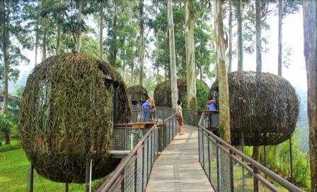 51 Tempat Wisata Lembang Bandung Populer Wajib Dikunjungi Destinasi Dusun