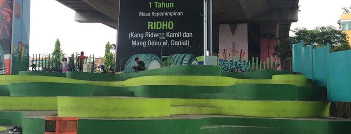 Bandung Xplore Taman Film Nuart Sculpture Kab Barat