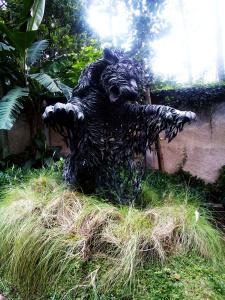 Catatan Perjalanan Page 3 Journey Galeri Nuart 10 Taman Sculpture