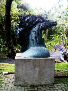 Catatan Perjalanan Page 3 Journey Galeri Nuart 8 Taman Sculpture