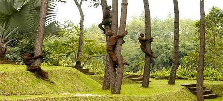 Daftar 99 Tempat Wisata Lembang Terpopuler Terbaru 2018 Nuart Sculpture
