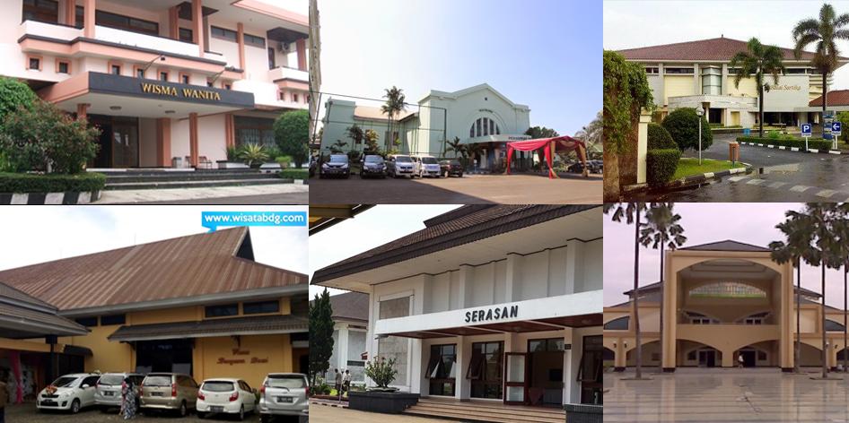 Daftar Alamat Kontak Gedung Tempat Resepsi Pernikahan Bandung Taman Nuart