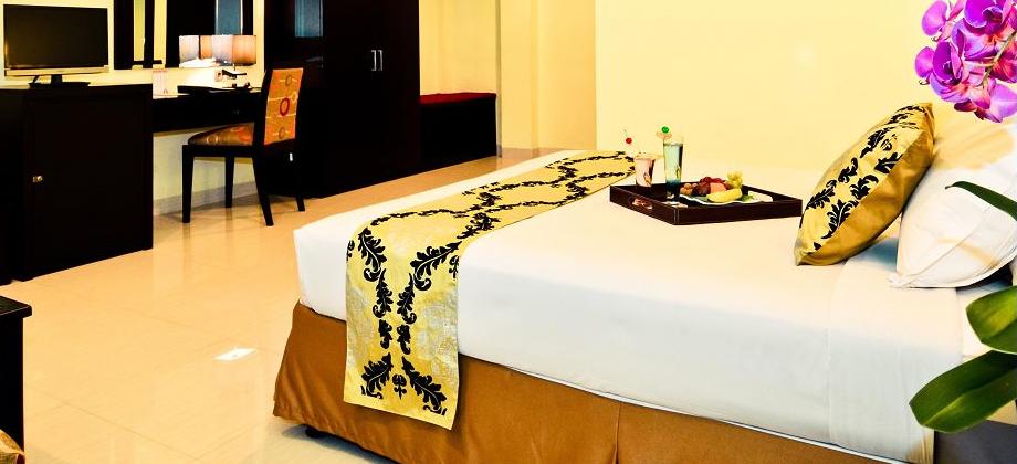 Garden Permata Hotel Superior Room Taman Nuart Sculpture Kab Bandung