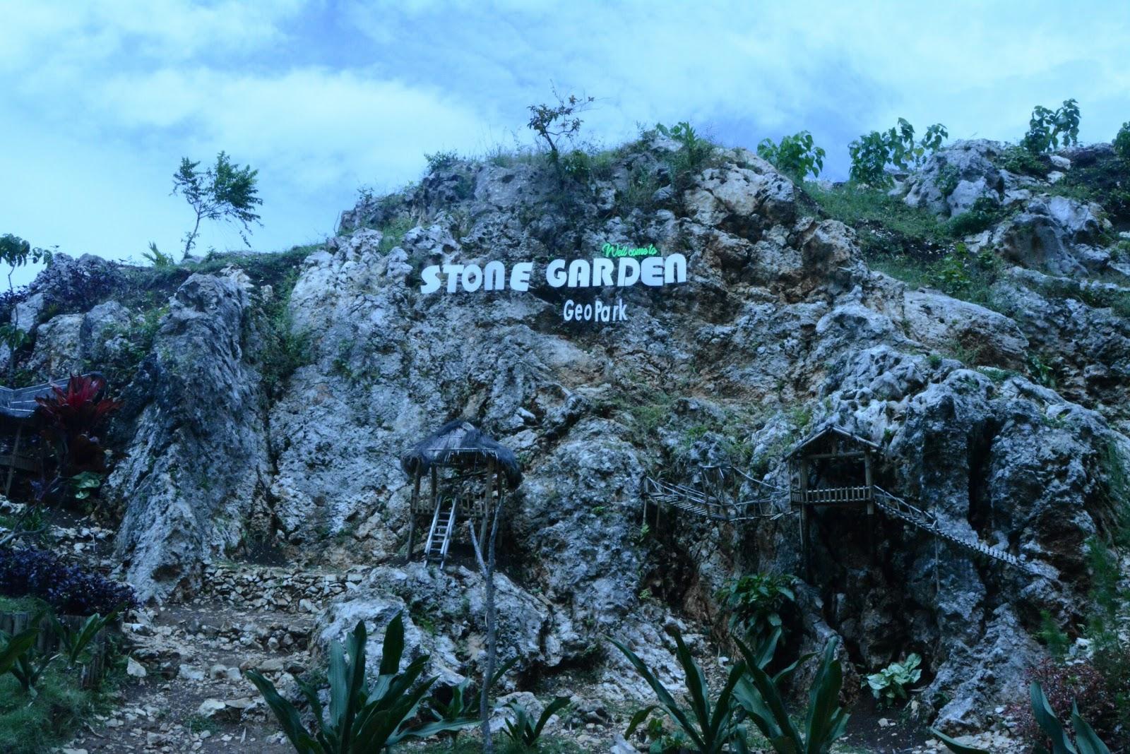 Jabar Overland 2017 Stone Garden Taman Batu Sebuah Tempat Tumpukan