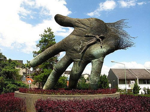 Lepaskan Penatmu Tempat Wisata Hits Bandung Ala Sepulsa Nuart Sculpture